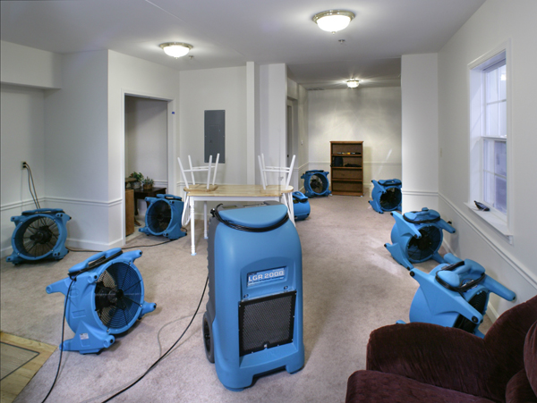 Water Damage Restoration Massachusetts
